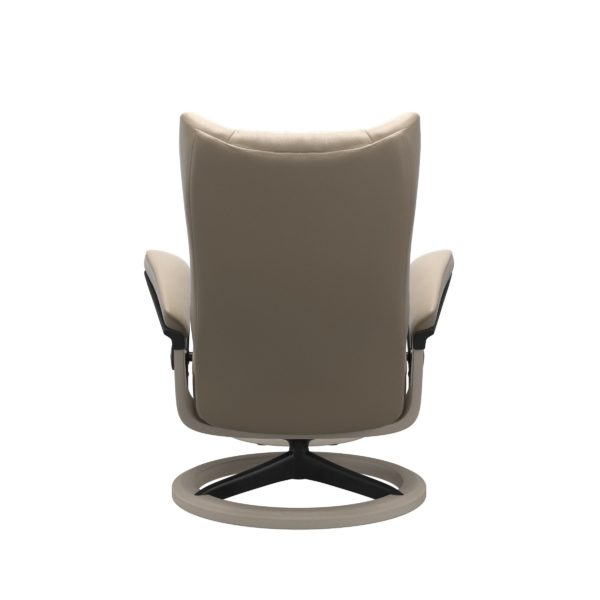 Stressless Wing Signature fauteuil met voetenbank Stressless Relaxfauteuil 1161315091374512