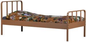 WOOOD Mees Bed Metaal Syrup 90x200cm Syrup Ledikant