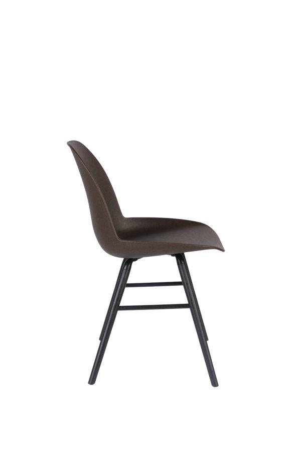Chair Albert Kuip Coffee Zuiver Eetkamerstoel ZVR1100489