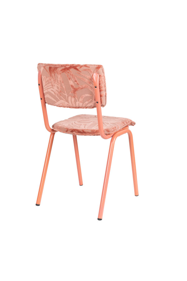 Chair Back To Miami Flamingo Pink Zuiver Eetkamerstoel ZVR1100415