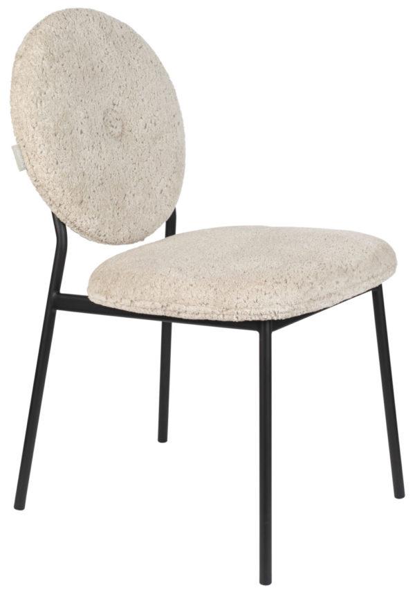 Chair Mist Beige Zuiver Eetkamerstoel ZVR1100482