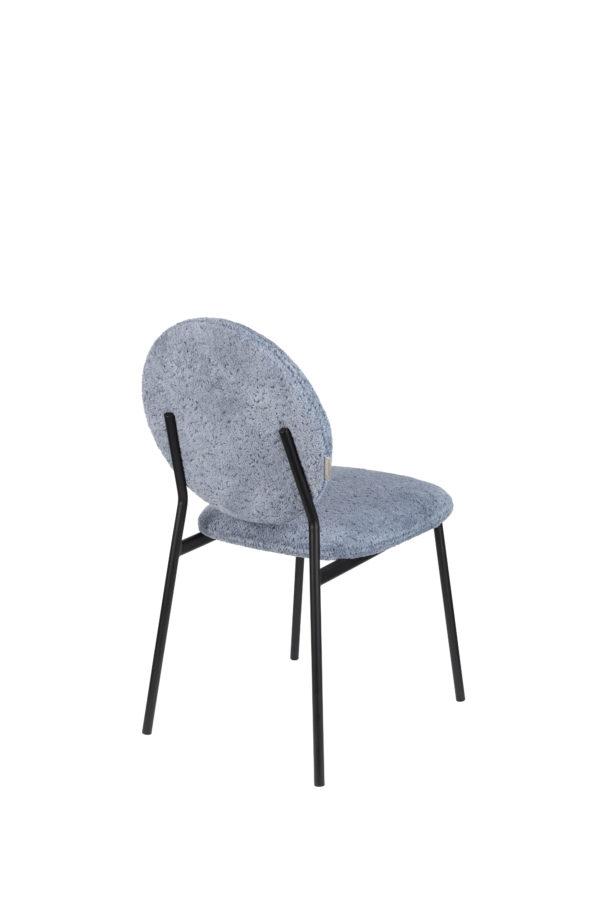 Chair Mist Grey/blue Zuiver Eetkamerstoel ZVR1100481