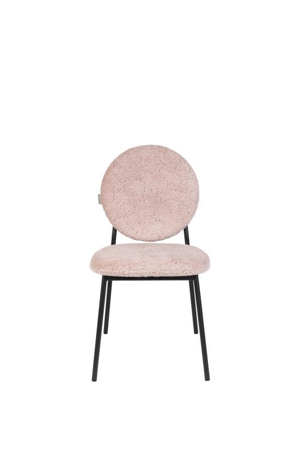 Chair Mist Pink Zuiver Eetkamerstoel ZVR1100480