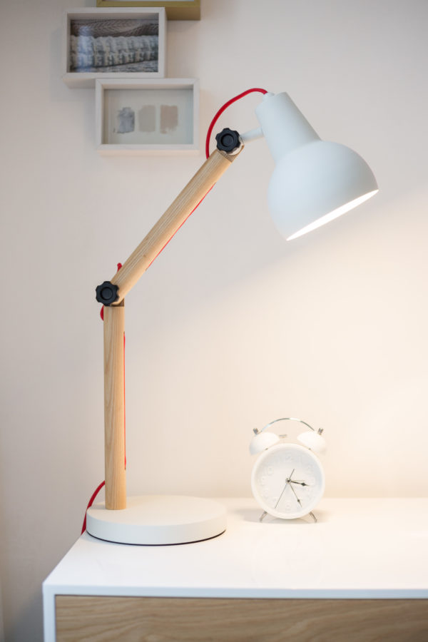 Desk Lamp Study White Zuiver Bureaulamp ZVR5200012