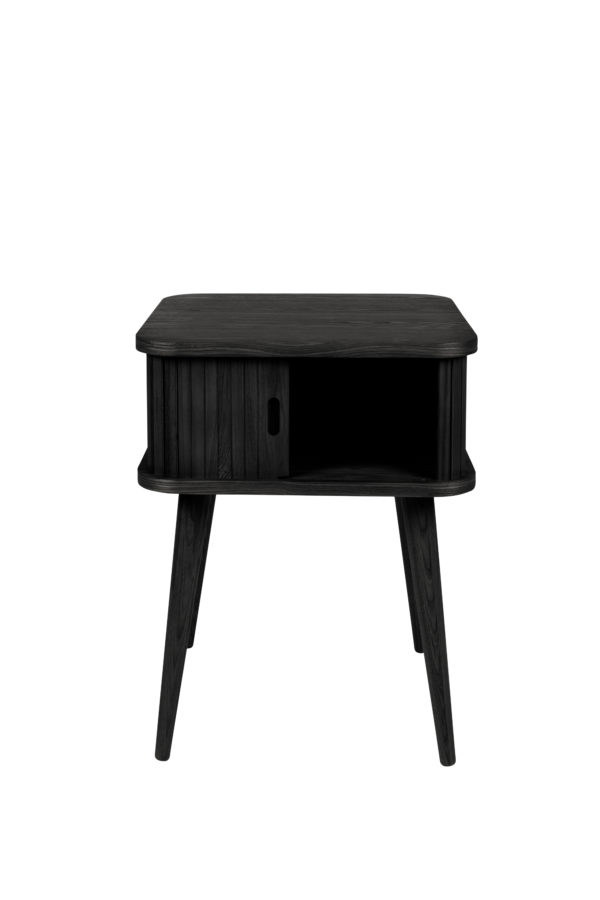 Side Table Barbier Black Zuiver Bijzettafel ZVR2300246
