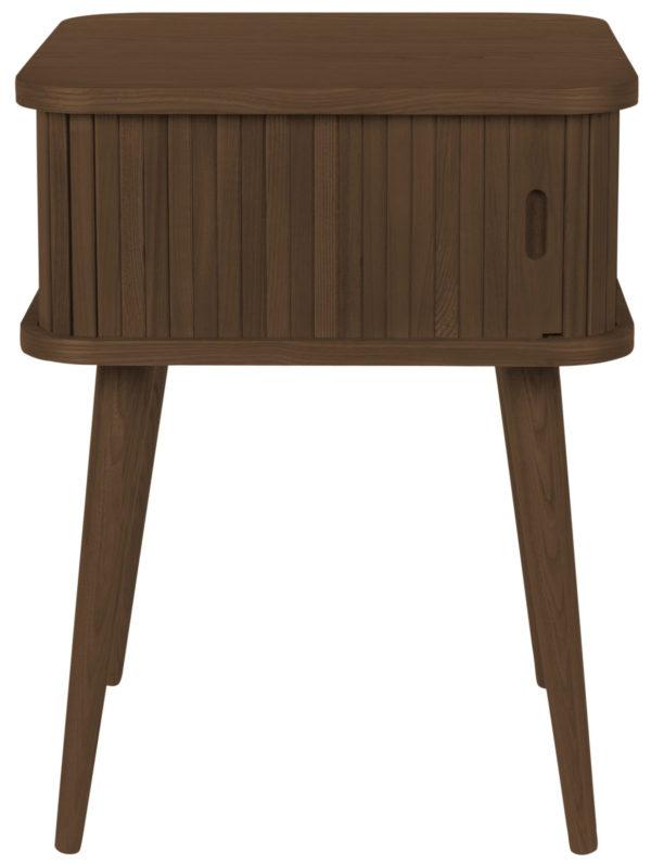 Side Table Barbier Walnut Zuiver Bijzettafel ZVR2300247