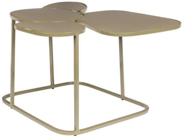 Side Table Moondrop Multi Clay Zuiver Bijzettafel ZVR2300198