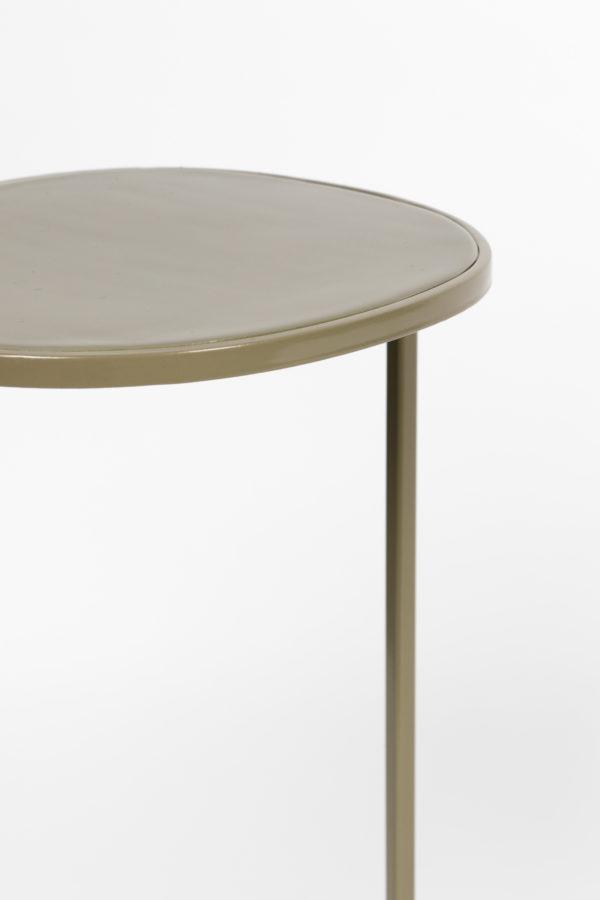 Side Table Moondrop Single Clay Zuiver Bijzettafel ZVR2300196
