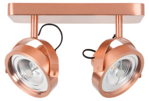 Spot Light Dice-2 Led Copper Zuiver Spotje ZVR5500011