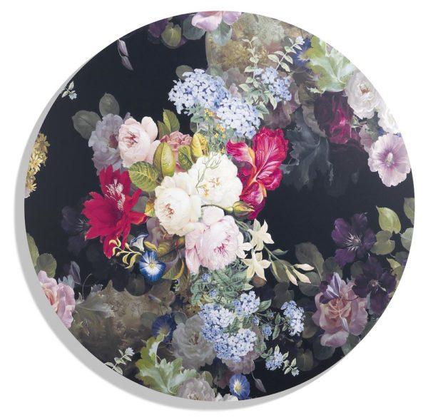 COCO maison Print Velvet Bouquet D98cm  Wanddecoratie