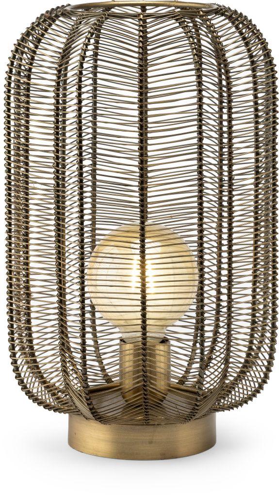 Feelings Carbo tafellamp brons Brons Tafellamp