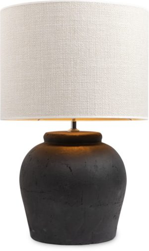 Feelings Etna tafellamp incl. Saverna kap Egg white Lamp