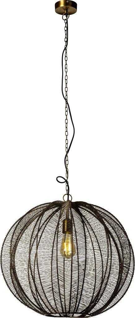 Feelings Floss hanglamp brons Ø32 Brons Hanglamp