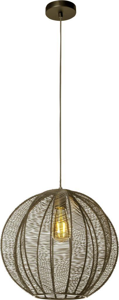 Feelings Floss hanglamp brons Ø53 Brons Hanglamp
