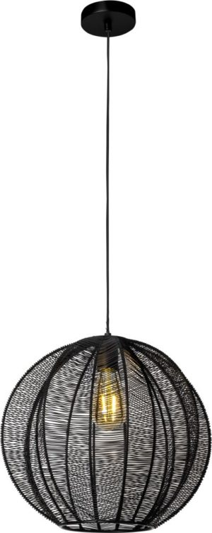 Feelings Floss hanglamp zwart Ø32 Zwart Hanglamp