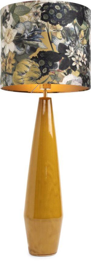 Feelings Isidoro tafellamp incl. Butterfly kap Ø30 Oker Lamp