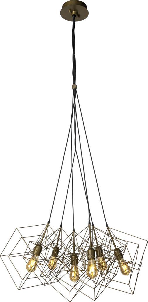 Feelings Kubinka hanglamp 6-lichts  Hanglamp