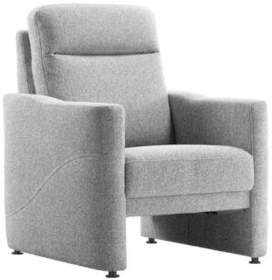 IN.House Fauteuil Calosso grijs  Fauteuil