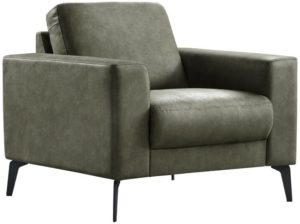 IN.House Fauteuil Hesia groen  Fauteuil
