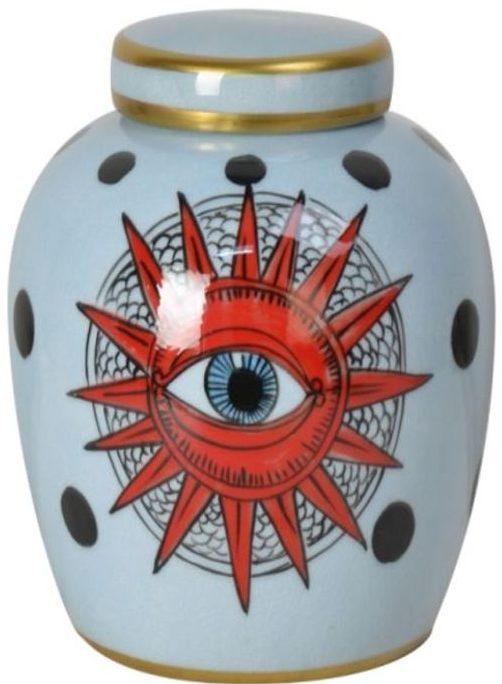 Jar Magic Eye 22cm Kare Design  53096
