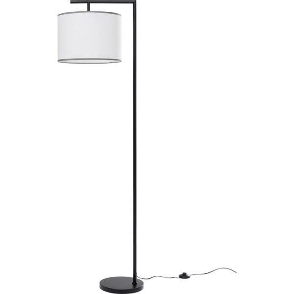 Lamp Angular Matt Black 160cm Kare Design  53113
