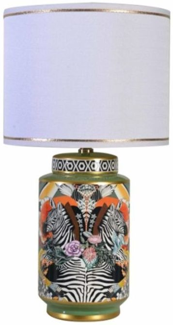 Lamp Zebra Duo 48cm Kare Design  53102