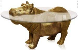 Table Hippo Ø80cm Kare Design  86187