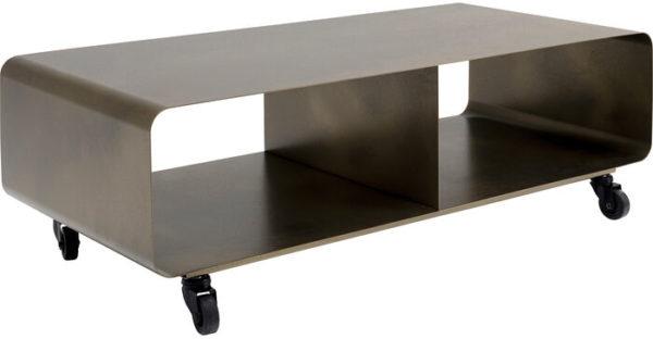 Tv-dressoir|Tv-meubel Lounge M Mobil Bronze 90x30cm Kare Design Tv-dressoir|Tv-meubel 85869