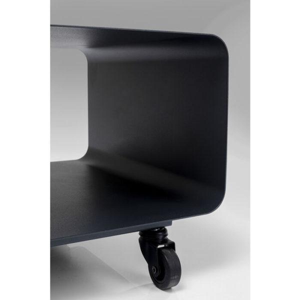 Tv-dressoir Tv-meubel Lounge M Mobil Grey 90x30cm Kare Design Tv-dressoir Tv-meubel 85868