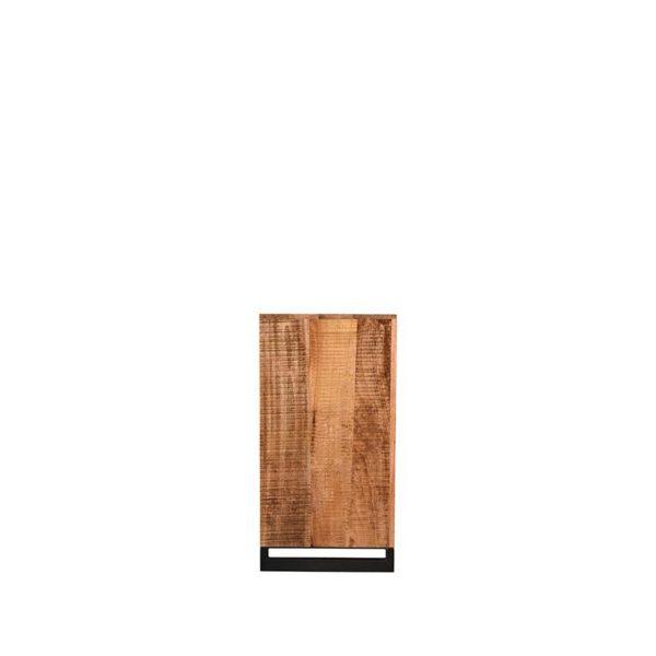 LABEL51 Dressoir Glasgow - Rough - Mangohout - 190 cm Rough Dressoir
