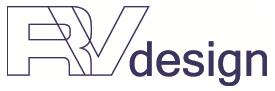 Logo RV Design - Ronald Verdult