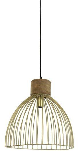 Profijt Meubel Hanglamp antiek brons 40cm  Lamp