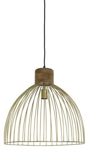 Profijt Meubel Hanglamp antiek brons 50cm  Lamp