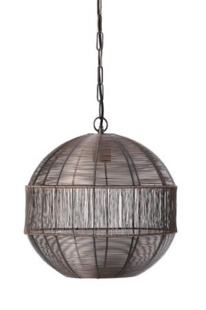 Profijt Meubel Hanglamp antiek koper  Lamp