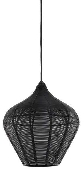 Profijt Meubel Hanglamp mat zwart Ø27cm  Lamp