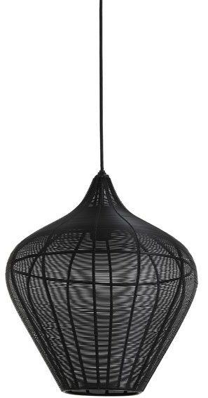Profijt Meubel Hanglamp mat zwart Ø36cm  Lamp