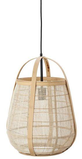 Profijt Meubel Hanglamp rotan naturel  Lamp
