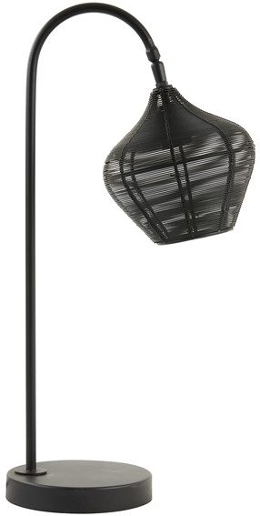 Profijt Meubel Tafellamp mat zwart  Lamp