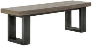 Pronto Wonen Eetbank Alesio (150x40) pine antiek grey