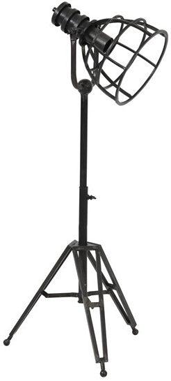 Pronto Wonen Tafellamp Apiro antiek zwart  Lamp