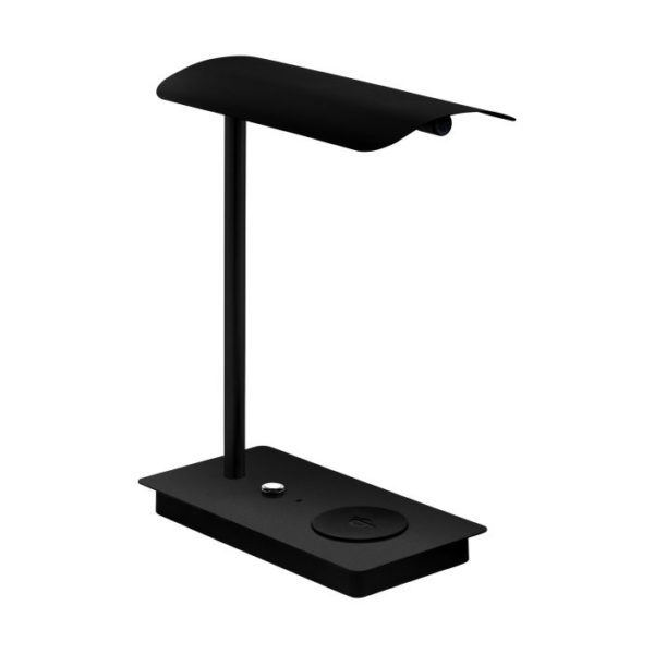 Arenaza tafellamp - zwart Eglo Tafellamp 99829-EGLO