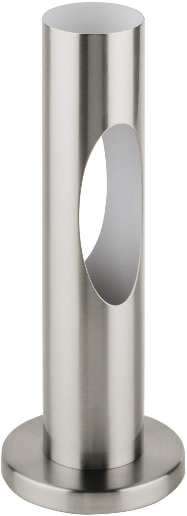 Ceratella tafellamp - nikkel-mat - wit Eglo Tafellamp 96906-EGLO