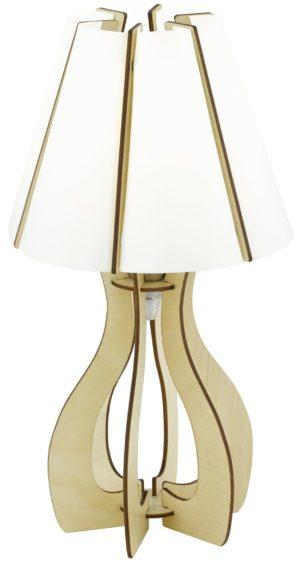 Cossano tafellamp - ahorn Eglo Tafellamp 94951-EGLO