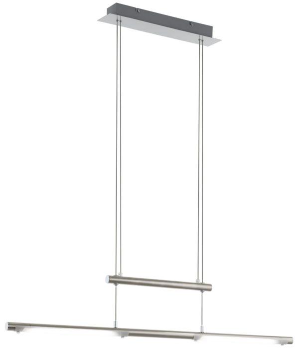 Flagranera hanglamp - nikkel-mat Eglo Hanglamp 97062-EGLO