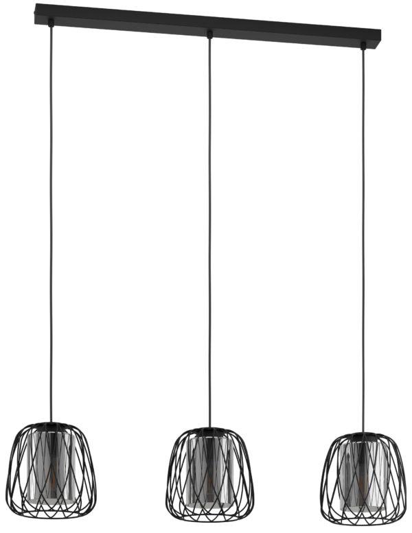 Floresta hanglamp - zwart Eglo Hanglamp 99706-EGLO