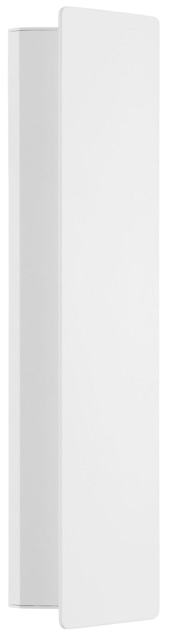 Led wandlamp zubialde 1400lm l360 wit - wit Eglo Wandlamp 99086-EGLO
