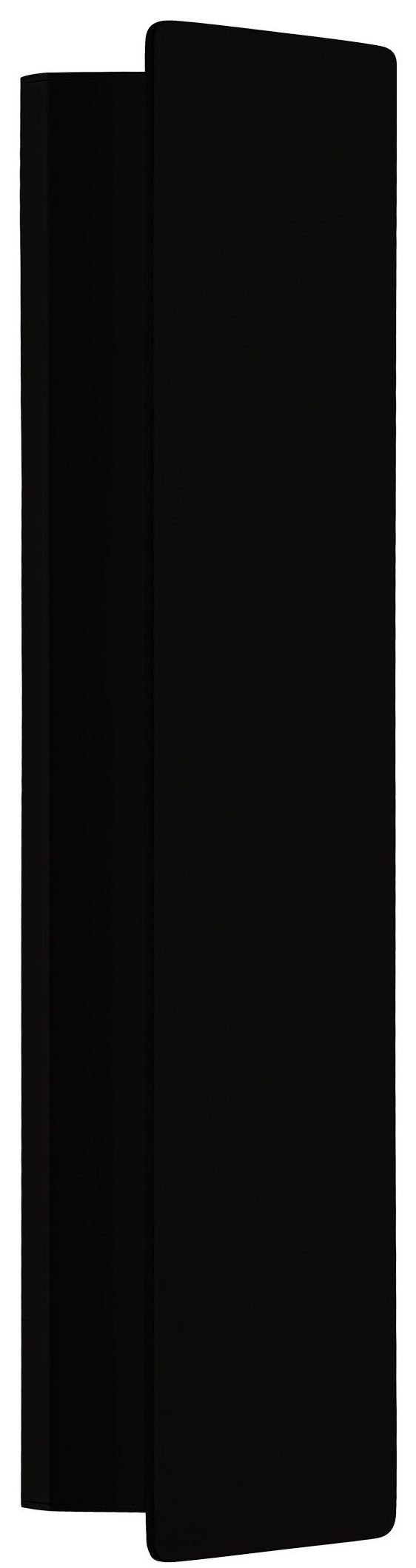 Led wandlamp zubialde 1400lm l360 zwart - zwart - wit Eglo Wandlamp 99087-EGLO