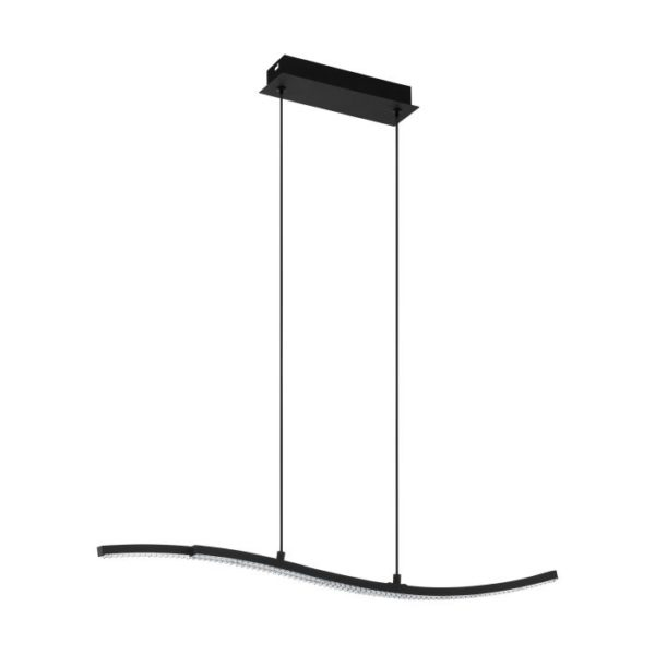 Lejias hanglamp - zwart Eglo Hanglamp 99802-EGLO
