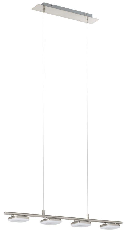 Litago hanglamp - nikkel-mat Eglo Hanglamp 97014-EGLO