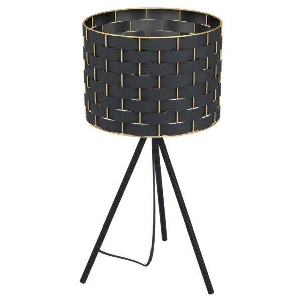 Marasales tafellamp - zwart Eglo Tafellamp 99526-EGLO